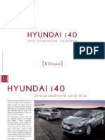 Hyundai i40. Una piacevole sorpresa.