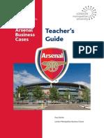 Arsenal Teachers Guide Paul Kitchin