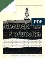 Geología de Producción