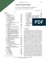Asymmetric Enamine Catalysis