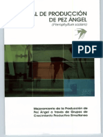 Manual Produccion Pez Angel