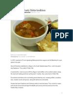 Boullette Soup