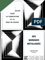 Regles Des Bardages Metalliques Janvier 1981