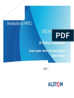 Introduction to Hvdc Vsc Alstom