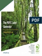 Label Generator Instructions