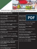 6th Pharmacovigilance 2014