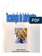 Tecnologia de Lubricantes Presentacion