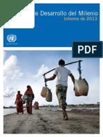 Objetivosde Desarrollo Del Milenio