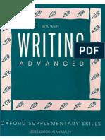 Writing Advanced - Supplementary Skills