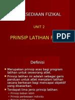 26924693 Prinsip Latihan Tingkatan 4