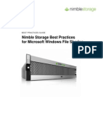 Bpg Nimble Storage Windows File Sharing