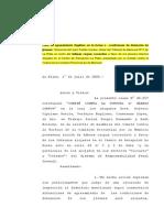 034 Habeas Correctivo Cacivio