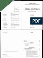 Istoria Românilor  vol 3 (2001)