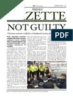 Friends' Gazette  February Edition