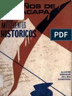Palma Sandoval - Zacapa y Sus Antecedentes Historicos
