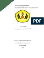 Makalah Indonesia (Anbar Ajeng k)(220110130039)