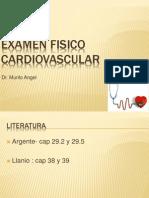 7_2 - Exame Fisico CV