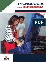 """Boletín """"Tecnología para la Democracia"""""""