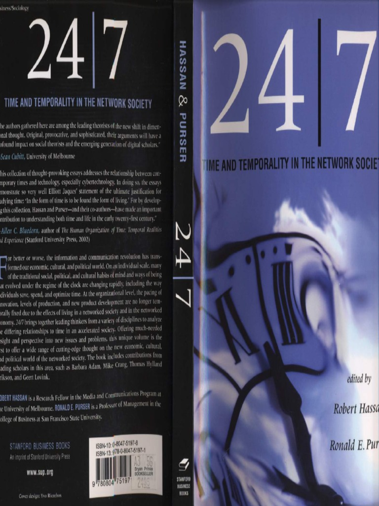 247 Time And Temporality Inwork Society  Edmund Husserl  Henri  Bergson
