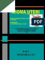 PPT Mioma Uteri Lapsus Di RSMP