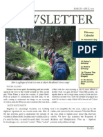 Newsletter Feb March 14