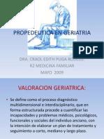 D-04 Propedeutica Geriatrica