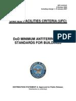 Dod Antiterrorism Standards for Buildings 10.031