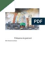 Poluarea in Parcuri