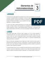 Cap 3 Elementos de Hidrometeorologia 2004