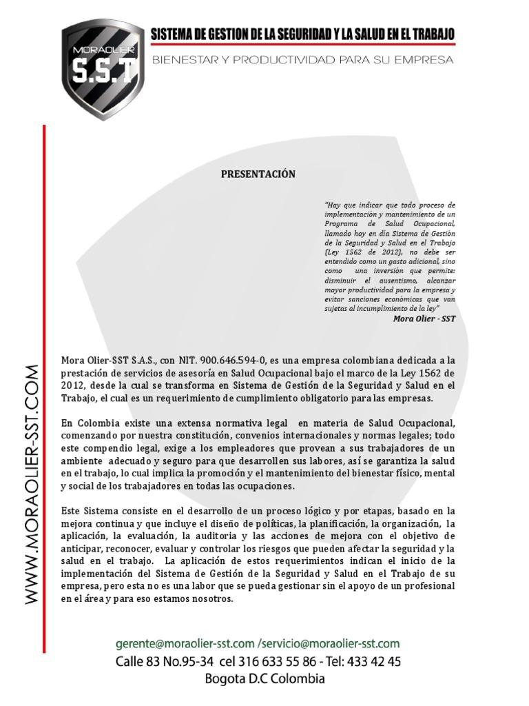 Famoso Gerente De Mantenimiento Carta De Presentación Fotos ...