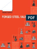 Forged Steel Valves Catalogue
