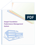 Sangat Foundation Performance Management System