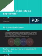 Flora Normal Del Sistema Reproductor