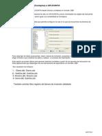 Apliconta Importacion Ficheros Contaplus