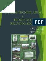 VIVEROS TECNÍFICADOS Y PRODUCTOS RELACIONADOS MKT 2014