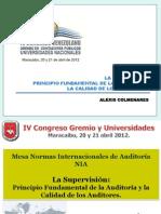 P-0031 Supervision Calidad de Auditores Alexis Colmenares(1)