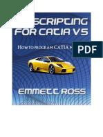 VB Scripting for CATIA V5 Preview Version