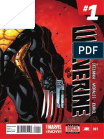 Wolverine Exclusive Preview