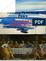 Painting Pictures of Peace