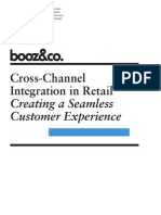 BoozCo Cross Channel Integration in Retail