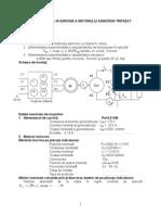 Functionarea in Sarcina a Motorului Asincron Trifazat