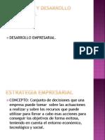 Estrategia y Desarrollo Empresarial t3