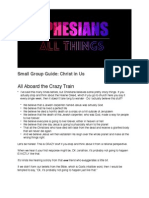 Small Group Guide Week 2