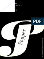 El Cuerpo y La Mente - Karl Popper