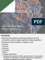Aula 04 - Proteínas