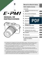 Manual Olympus E-PM1