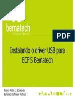 Tutorial INstalação USB