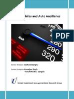 Automobile&AutoAncillaries