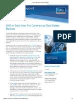 Colliers International _ Market Viewpoint
