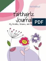FAITHGIRLZ JOURNAL
